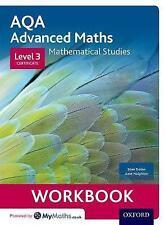 AQA Mathematical Studies Workbook: Level 3 Certificate (Core Maths) by Haighton,