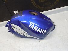 yamaha yzfR6 yzf R6 fuel gas tank assembly blue 99 1999 2000 2001 2002 01 02