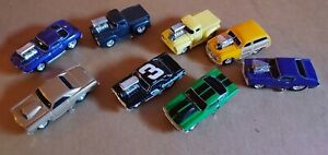 Loose Muscle Machines Nova GTO Mustang Ford F100 49 Woodie Wagon Chevelle Vette