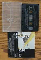AC/DC High-Voltage Cassette Free Shipping In Canada