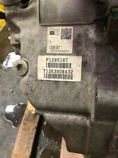 VOLVO S60-V60-V70-S80 D5 6 SPEED AUTOMATIC GEARBOX 2012-2017 P/NO 1285167
