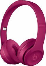 Beats Solo3 Wireless On-Ear Headphones - Brick Red (IL/SP5-70241-MHNG2AMA-BRI...