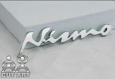 D190 auto aufkleber 3D Emblem Badge Plakette Schriftzug car Sticker Nismo