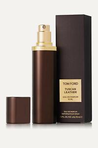 New&Sealed Tom Ford Tuscan Leather Eau de Parfum Spray 10ml/.34 oz, Authentic!!