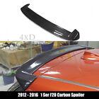 For BMW F20 F21 1 Series Hatchback Carbon Fiber Rear Roof Spoiler 2012 - 2016