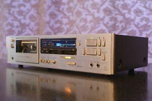Luxman K-240 Vintage Kassettendeck - FULLY SERVICED  - 1 Jahr Gewährleistung