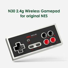 8BitDo N30 2.4G Wireless Joystick Burst Controller for NES Retro Gamepad USA