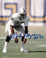 Mike Haynes Autographed Signed 8x10 Photo ( HOF Raiders ) REPRINT
