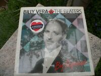 The Best Of Billy Vera & The Beaters (Vinyl LP Album Record Stereo) New Sealed
