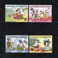 ANTIGUA Y BARBUDA . Año: 1986. Tema: WALT DISNEY.