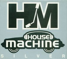 House Machine Silver - Tipical/Jestofunk/Double Dee/49Ers/Fpi Project 2X Cd Ex