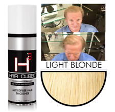 Hair Cubed Hair Building Fiber Hair - Organic/WProof Light Blonde