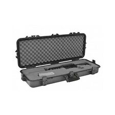 "Plano Gun Case All Weather 42"" Single Tactical Rifle Shotgun Storage Carry Foam"