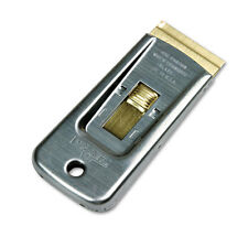 """Unger Safety Scraper, 1 1/2 Wide, 4 Steel Handle, EA - UNGSR50"""