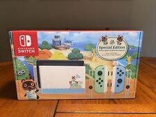 🎄Brand New Nintendo Switch Animal Crossing New Horizons Edition 32GB Console 🎄