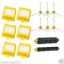 Filters Brush 3-armed kits Brush Cleaning Tools for iRobot Roomba 700 Series OZ