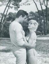 JEAN VALMONT SOPHIE HARDY LA BAIE DU DESIR 1964 PHOTO ORIGINAL  #8 MAX PECAS