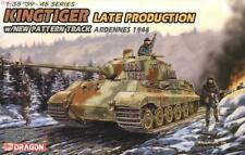 "Dragon 6232 1/35 Sd.Kfz.182 King Tiger Late ""Ardennes 1944"" w/New Pattern Track"