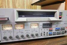 JVC HI-FI Video Cassette Editing Recorder VHS Duplicator BR - 7000 UR - AS IS