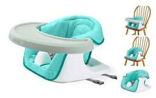 Summer 3-in-1 Floor 'N More Support Seat - Floor, Feeding, and Booster Chair for