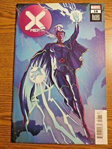 X-men #18 Black History Month Storm Variant Cover NM Souza 1st Print Marvel