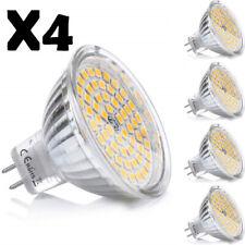 4X Yafido MR16 GU5.3 LED 12V Bulbs Warm White 5W Replace 35W Halogen GU5.3 400lm