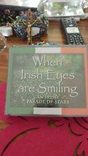 When Irish Eyes are Smiling An Irish Parade of Stars 4 CD Set BRAND NEW
