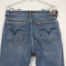 Levi's 505 Jeans Red Tab Straight Leg  Size 10