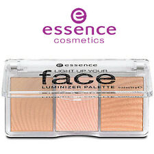 [ESSENCE] Light Up Your Face Luminizer Highlighter Palette 14g NEW