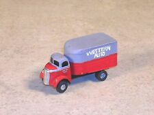 N Scale 1955 Western Auto Delivery Truck