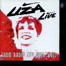Liza Minelli  / Live From Radio City Music Hall - MINT