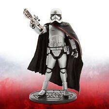 "Disney Store Star Wars Elite Series 6.5"" Die-Cast Action Figure Captain Phasma"