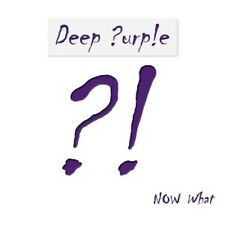 DEEP PURPLE - NOW WHAT?! 2 VINYL LP 12 TRACKS CLASSIC ROCK & POP METAL NEW+