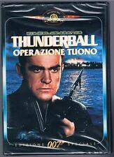 007 THUNDERBALL OPERAZIONE TUONO  ED. SPECIALE DVD F.C. SIGILLATO!!!