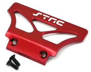 ST Racing Concepts Oversized Front Bumper (Red) [SPTST2735R]