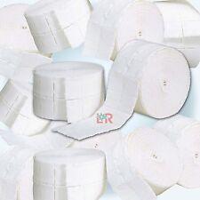 12 rotoli PAD Cellulosa cotone ricostruzione unghie acrilico 6.000 strappi KIT