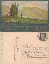 G. FONTANA, VISITATE IL GRAPPA, ITALIANI TRIBUTO AI CADUTI (rif.CP.14149)