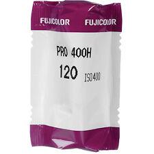 1 Roll Fuji Color Pro 400H 120 Color Pro Negative Film (ISO 400) Fujifilm FRESH