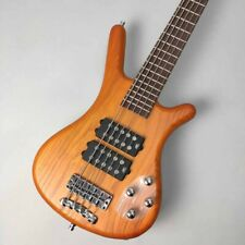 Warwick: Electric Bass RockBass Corvette$$ 5st HoneyViolin