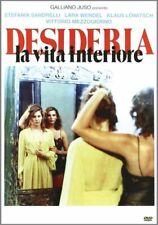 DESIDERIA LA VITA INTERIORE 1980 Stefania Sandrelli, Lara Wendel -ALL REG DVD