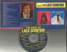 LALO SCHIFRIN Best of Black Widow & Towering Toccata JAPAN PRESS CD USA Seller