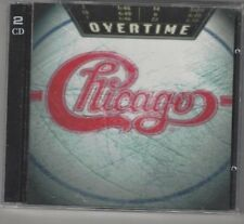 CHICAGO: Overtime (CD, 2003) New /Sealed, Free Shipping !!!