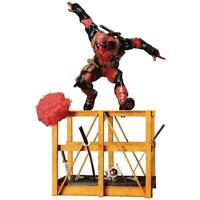 Kotobukiya Marvel Now! Super Deadpool ArtFX+ Statue w/Accessories Collectible
