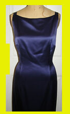 TAHARI Long Gown/Black tie Event dress Formal Cocktail, Violet Purple color 14 L