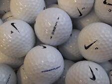 24  NIKE GOLF BALLS  PEARL/GRADE A LAKE BALLS DISTANCE, PD, IGNITE ETC £19.95