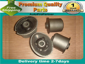4 FRONT LOWER CONTROL ARM BUSHING FOR JEEP GRAND CHEROKEE 99-04