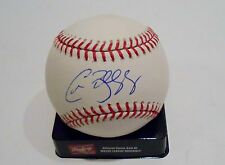 Chad Billingsley Signed Official Major League Game Baseball w/COA Dodgers