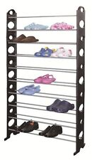 SCARPIERA detiene il 50 PAIA 10 RIPIANI STAND STORAGE visualizzare le righe Rack Space Saver