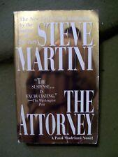 THE ATTORNEY STEVE MARTINI 2001 PAPERBACK