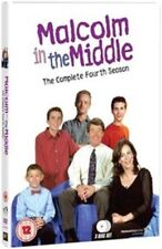 MALCOLM IN THE MIDDLE S4 NEW DVD